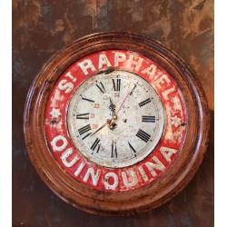 Horloge St Raphaël Quinquina