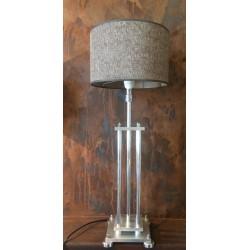 Lampe 4 colonnettes