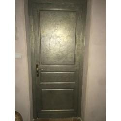 Patine de porte