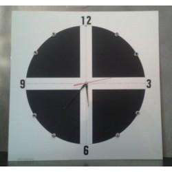 Horloge cible