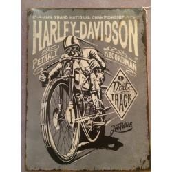 Plaque décorative HARLEY DAVIDSON 30X40CM 30.00€